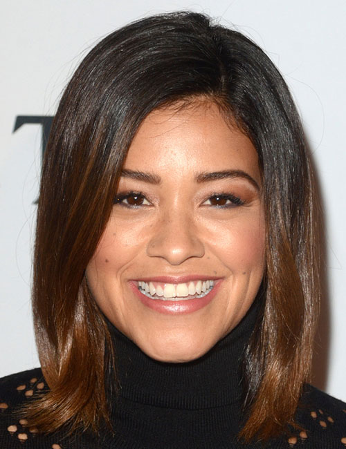 Gina Rodriguez's Brown
