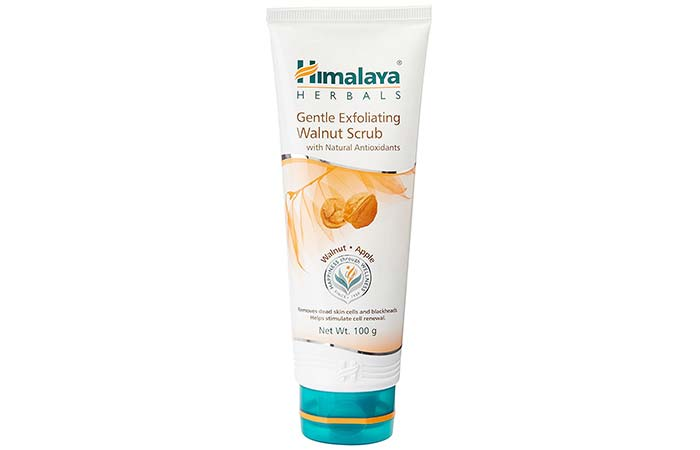 Himalaya Gentle Exfoliating Walnut Scrub - Himalaya Products