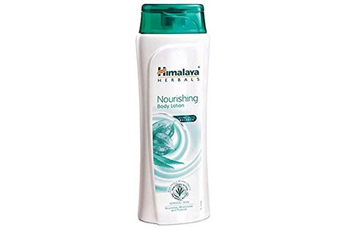 Himalaya Nourishing Body Lotion - Himalaya Products