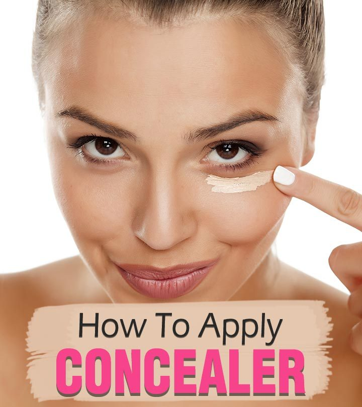 How To Apply Concealer – A Step-By-Step Tutorial