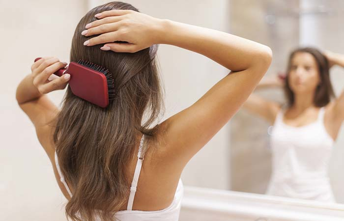 Oily Hair - How To Prevent Oily Hair