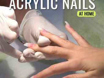 How To Remove Acrylic Nails At Home Easily