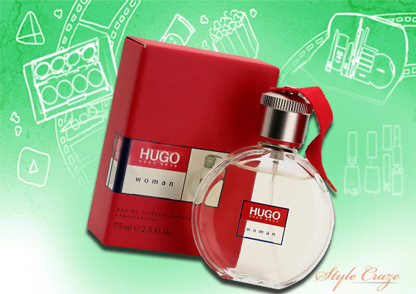 Hugo Boss Hugo Woman - Best Hugo Boss Perfume For Women