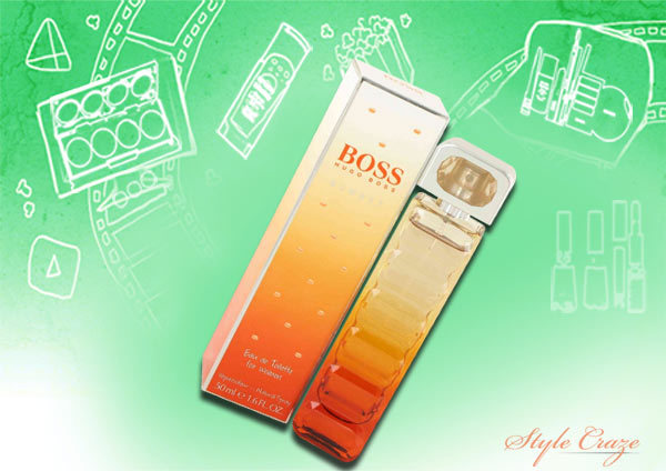 Hugo Boss Orange Sunset - Best Hugo Boss Perfume For Women