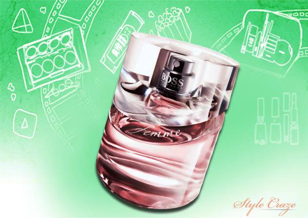 Hugo Boss Femme - Best Hugo Boss Perfume For Women