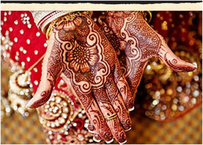 Indian Mehndi Designs 11