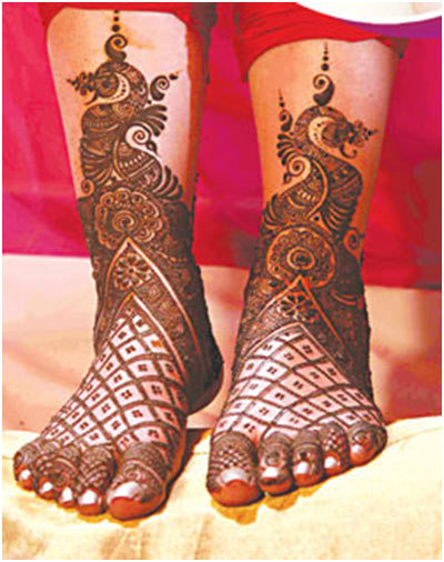 Indian Mehndi Designs 12