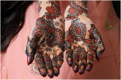Indian Mehndi Designs 17