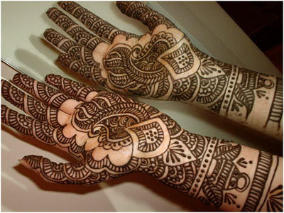Indian Mehndi Designs 5
