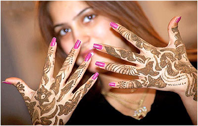 Indian Mehndi Designs 6