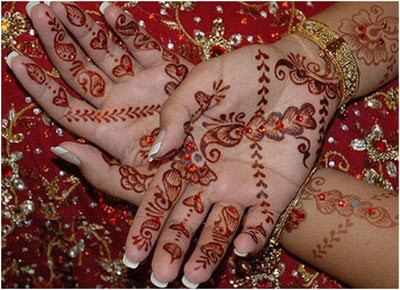 Indian Mehndi Designs 7