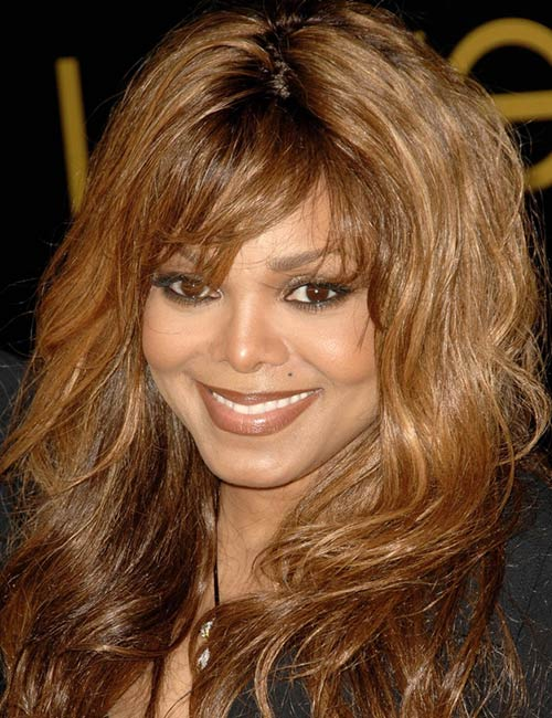 Janet Jackson Voluminous