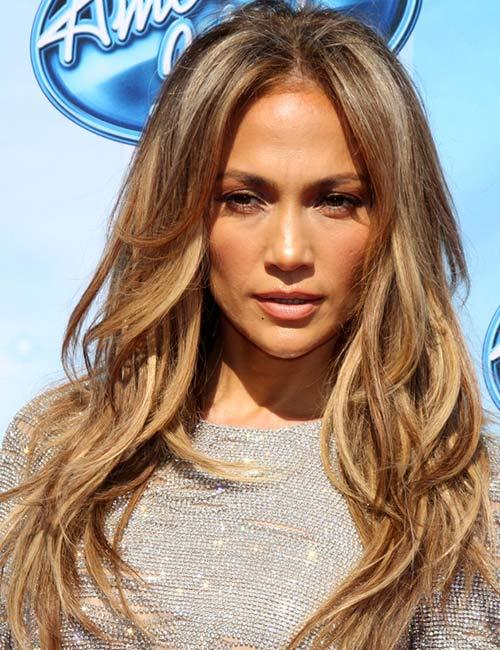 Jennifer Lopez's Voluminous