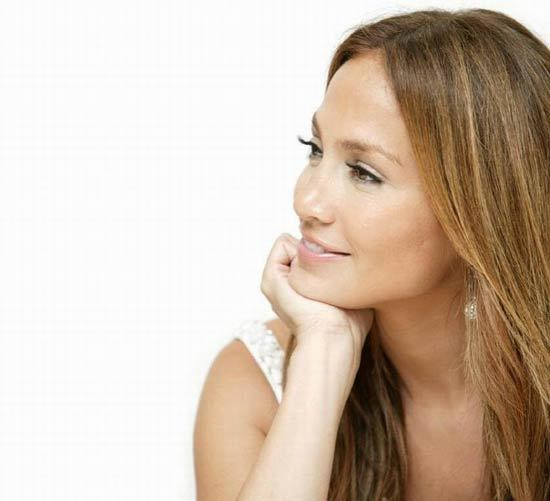 jennifer lopez beauty routine