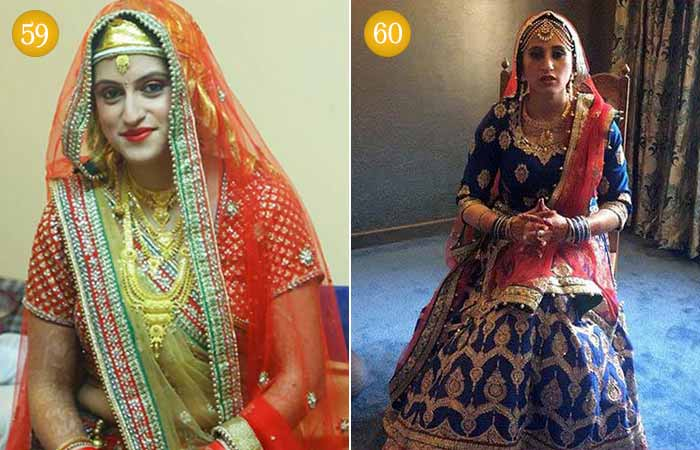 Kashmiri Bridal Look