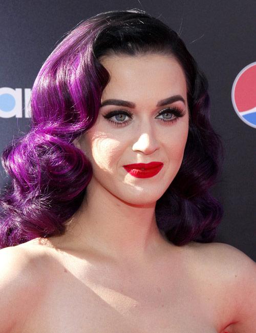 Katy Perry's Purple