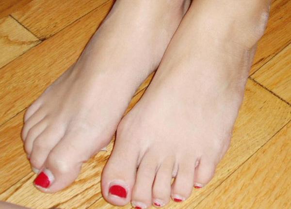 Keep your feet dry
