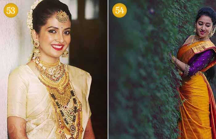 Kerala Bridal Makeup Look