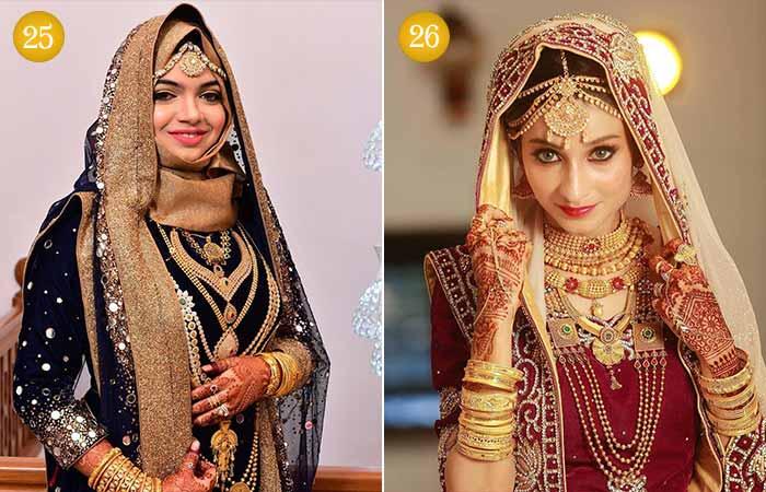 Mehndi Bride Makeup : Most beautiful indian bridal makeup looks dulhan images