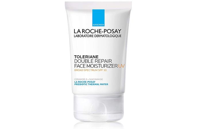 La Roche Posay Toleriane Двойной Ремонт Увлажняющее Средство Для Лица