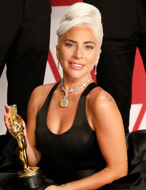 Lady Gaga's Platinum Hollywood