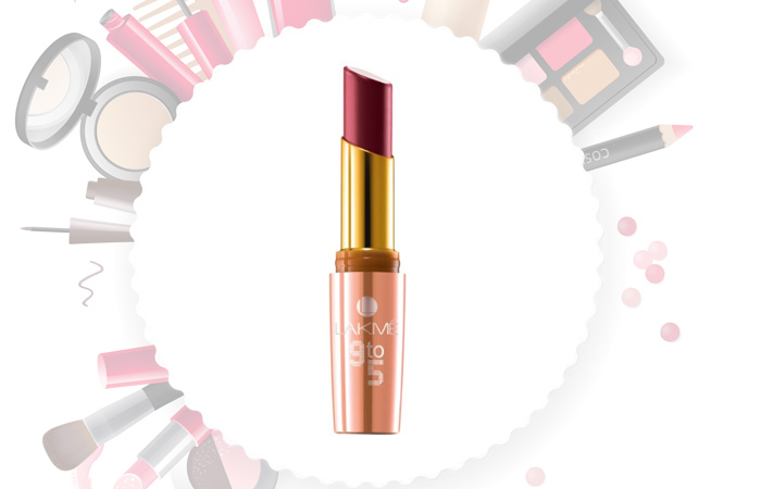 Lakme 9 to 5 Lip Color – Pink Colar
