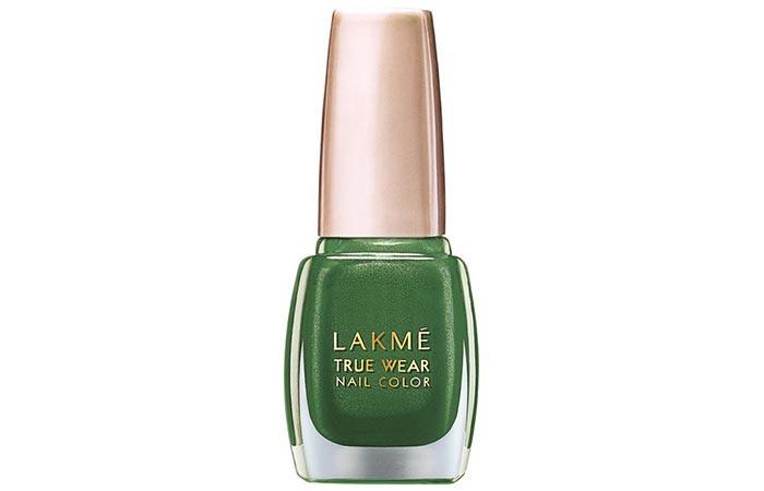 Lakme True Wear Nail Color