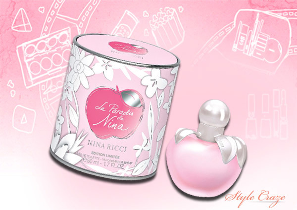 le paradis de nina nina ricci for women