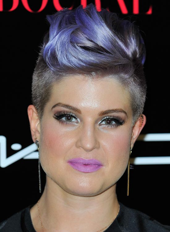 Light-Purple-Textured-Waves-with-Shaved-Sides