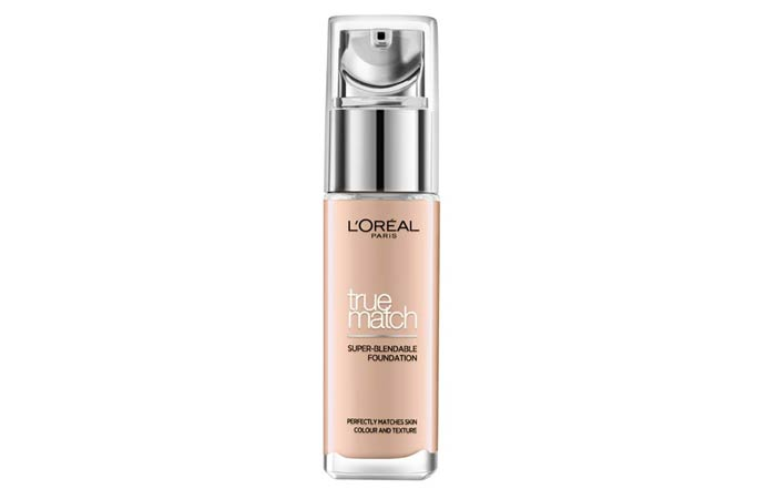 Loreal Paris True Match Super-Blendable Liquid Foundation