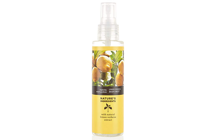 Marks & Spencer Body Mist In Lemon Verbena