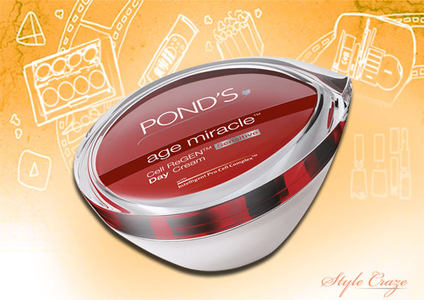 pond's age miracle day cream
