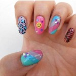 Mix And Match Nail
