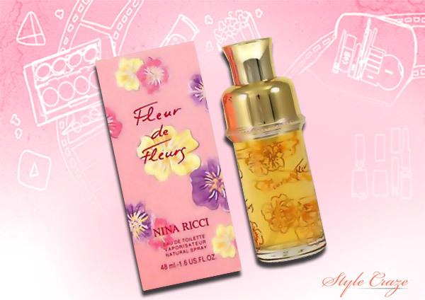 nina ricci fleur de fleurs perfume