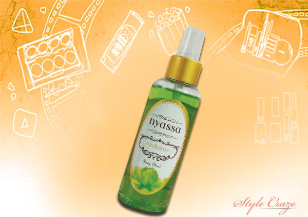 nyassa body lotion