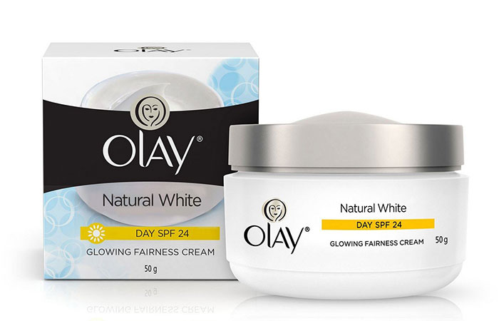 Olay Natural White Glowing Fairness Day Cream