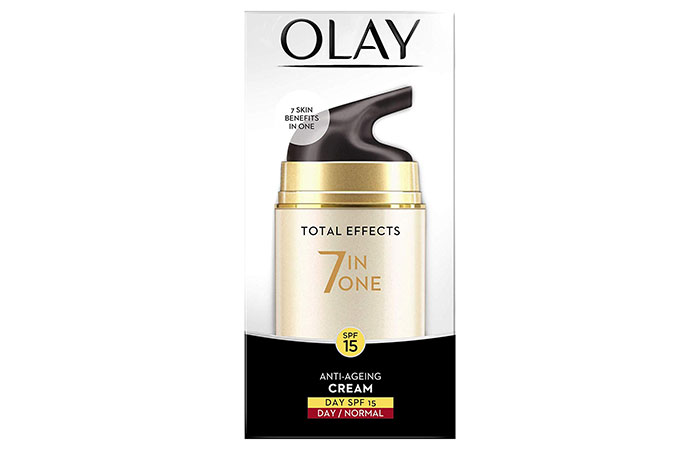 Olay Total Effects 7 In One Anti Aging Day Cream