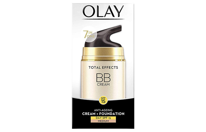 Olay Total Effects BB Cream