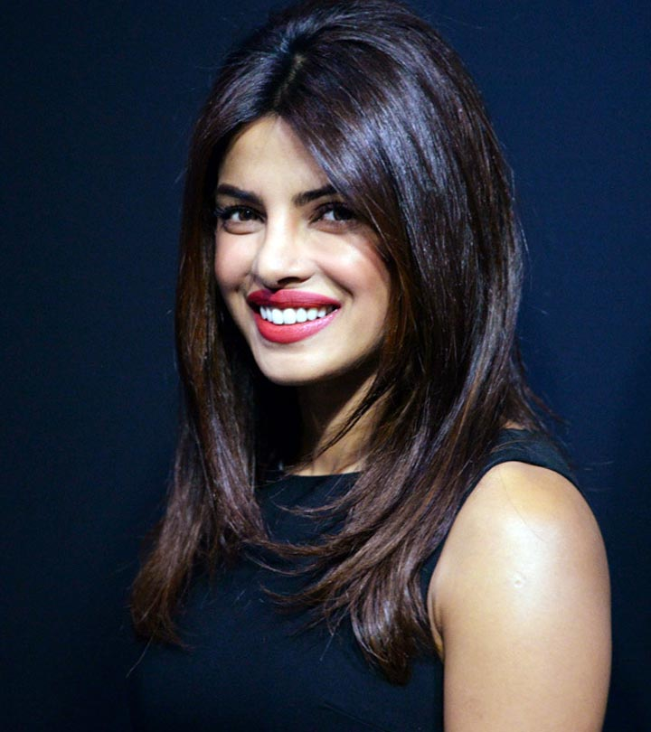 Priyanka Chopra's Beauty Tips And Fitness Secrets Revealed