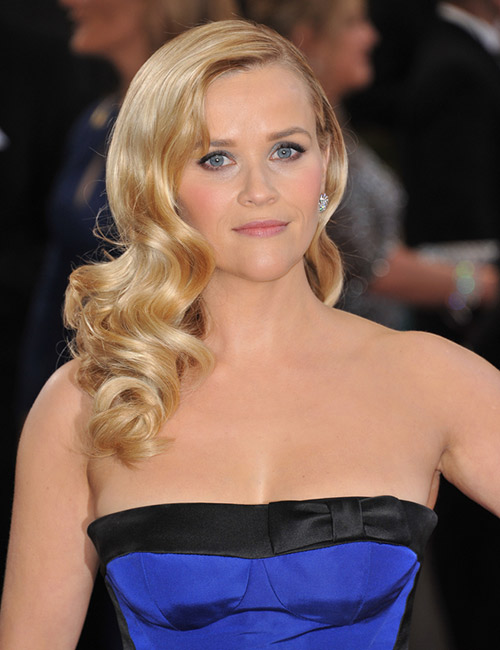 Reese Witherspoon's Side-Swept