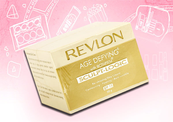revlon age defying reshaping night cream