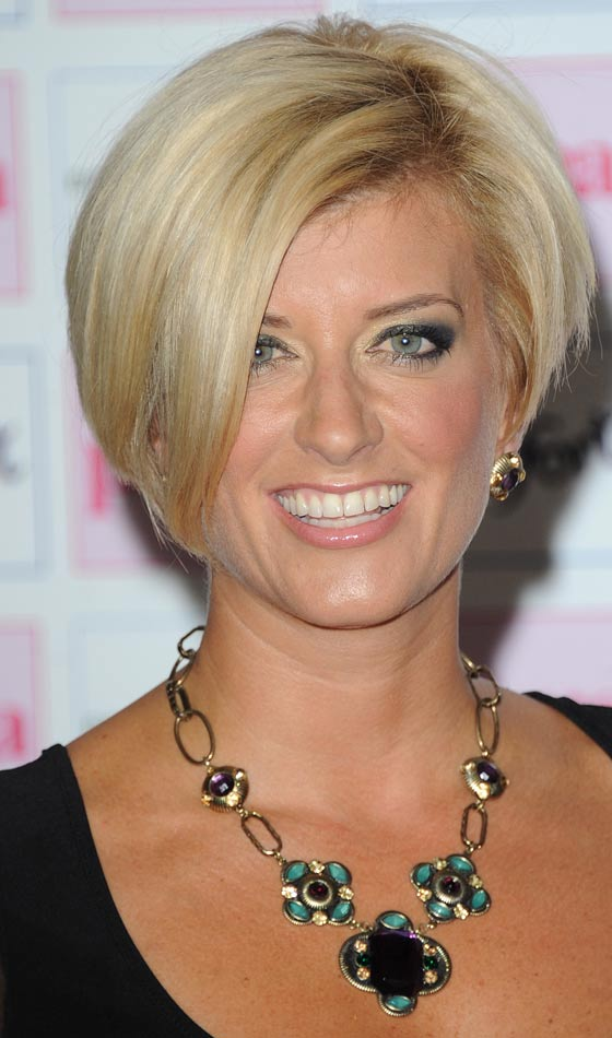 50 fabulous bridal hairstyles for short hair round shaped bob urmus Image collections
