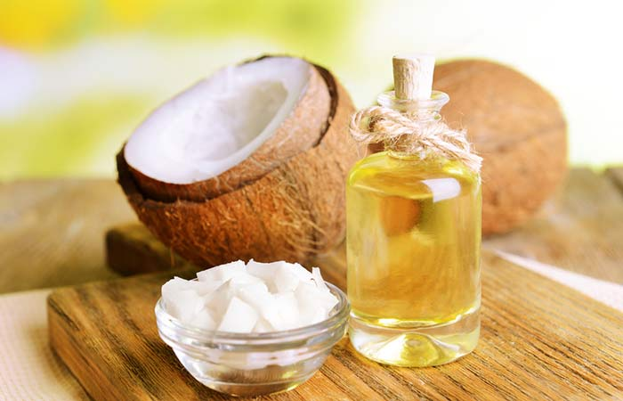 Sesame-Oil-And-Coconut-Oil-For-Hair