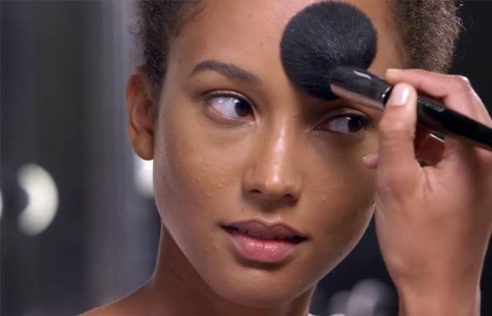 How To Contour Your Face - Setting it For Oval And Oblong Face