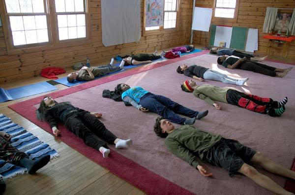 savasana yoga benefits