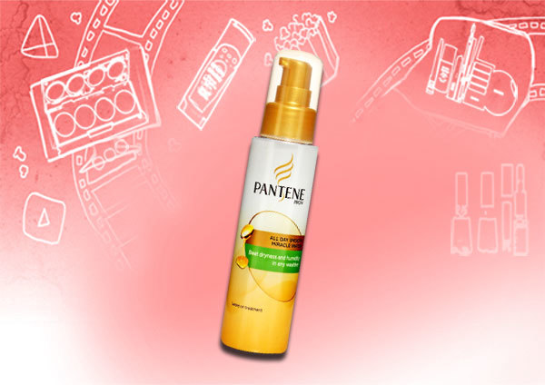 pantene silky smooth care all day smooth miracle water