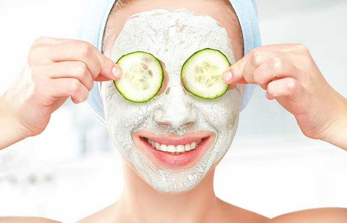 Step 4 Apply Your Face Mask
