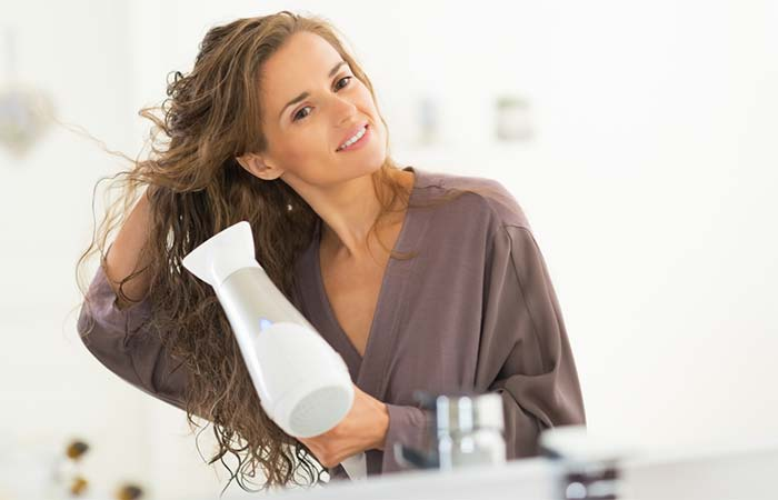 Oily Hair - Stimulating your sebaceous glands