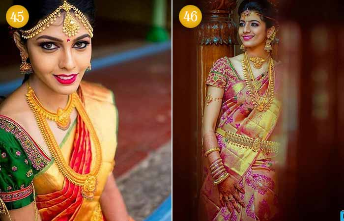 Beautiful Indian Bridal Makeup Looks - Tamil Bridal Makeup