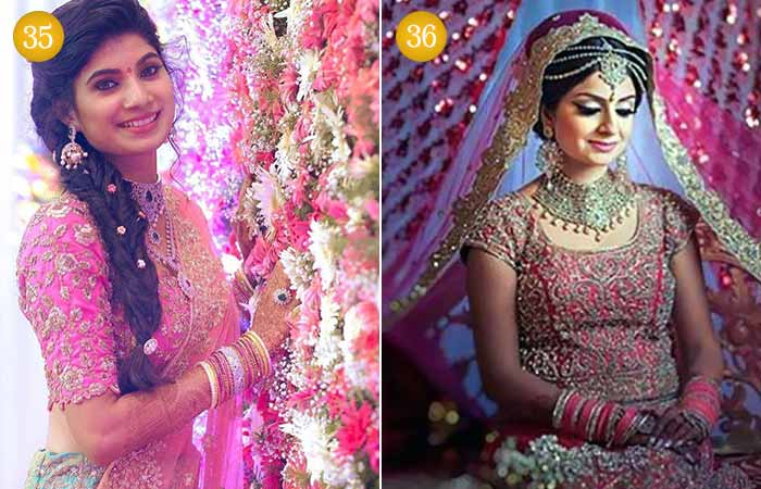 Beautiful Indian Bridal Makeup Looks - Hindu Bridal Makeup Look